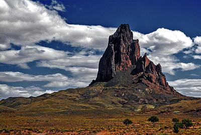 Photograph - Monument Valley 9 by Alex Galkin
