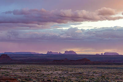 Photograph - Monument Valley by Bryan Xavier