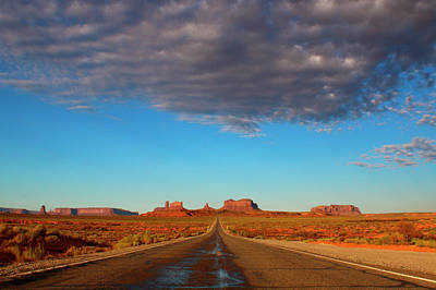 Photograph - Monument Valley by Jon Emery