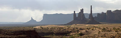 Photograph - Monument Valley by Mike Irwin