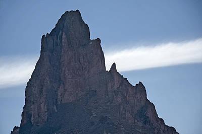 Aim High Photograph - Monument Valley - Peak by Steve Ohlsen