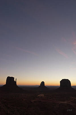 Photograph - Monument Valley Xiii by David Gordon