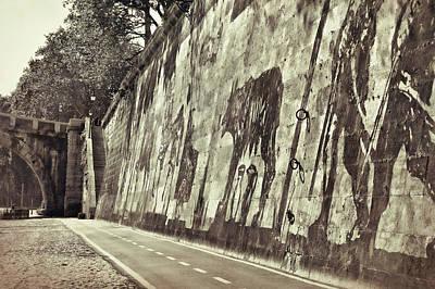 Photograph - Tiber Monumental Frieze  by JAMART Photography