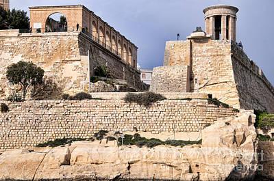 Photograph - Monumental Malta by Brenda Kean