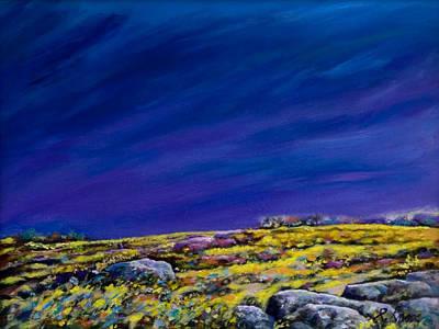 Monumental Meadow Original by Richard Knox