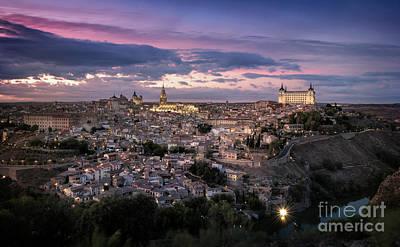 Photograph - Monumental Toledo by Hernan Bua