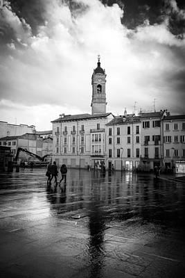 Photograph - Monza - Tower Bell by Alfio Finocchiaro