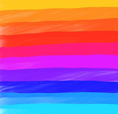 Digital Art - Moods 03 by Bill Owen