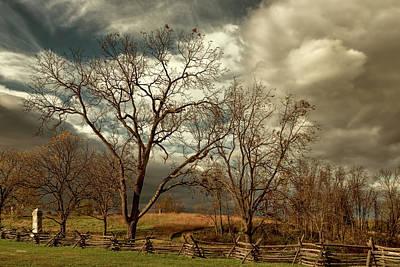 Photograph - Moods Of Antietam by John M Bailey