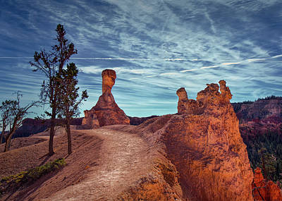 Photograph - Moods Of Bryce by John M Bailey