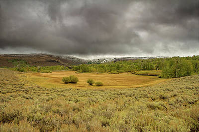 Photograph - Moods Of The Steens by Kunal Mehra