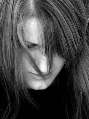 Sulkies Photograph - Moody II  Teenage Angst by Laura Mountainspring