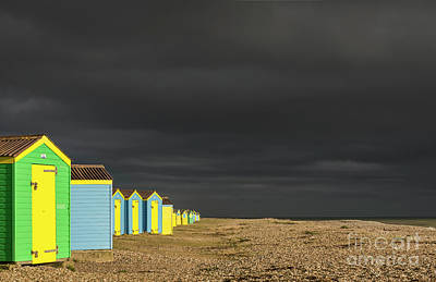 Stormy Weather Photograph - Moody Skies by Geoff Smith