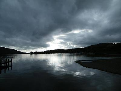 Photograph - Moody Sky by JLowPhotos