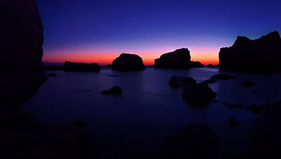 Photograph - Moody Sunset by Adel Ferrito