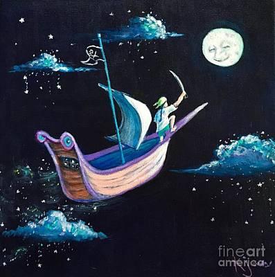 Moon Cruiser Original by Kim Jones