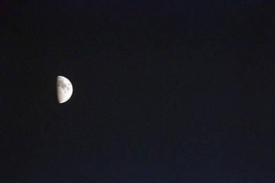 Photograph - Moon by Ewa Romanowicz