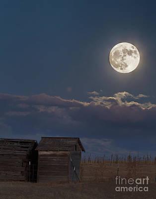 Photograph - Moon Glow  by Jim Garrison