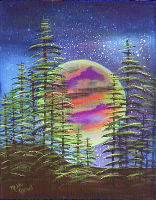 Moon Glow Original