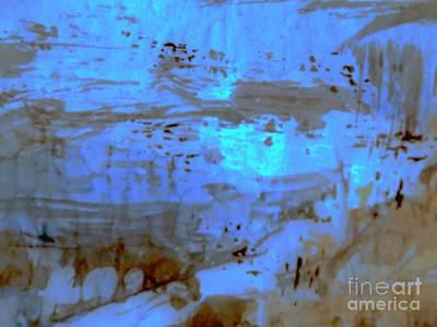 Painting - Moon Glow by Nancy Kane Chapman