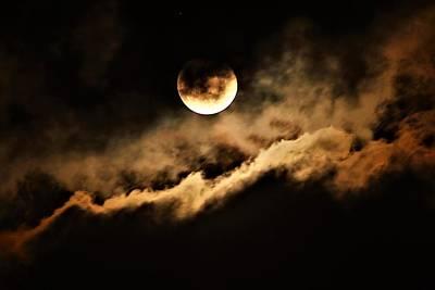 Eric Decker Photograph - Moon Light  by Eric Decker