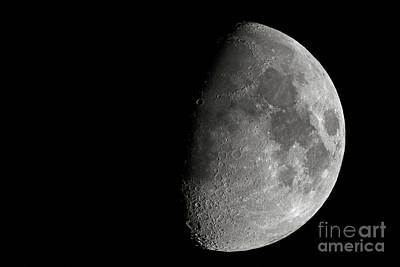 Photograph - Moon by Minolta D