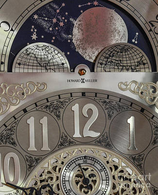 Photograph - Moon Phase by Dale Powell