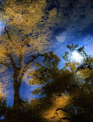 Moon Shadow Art Print by SeVen Sumet