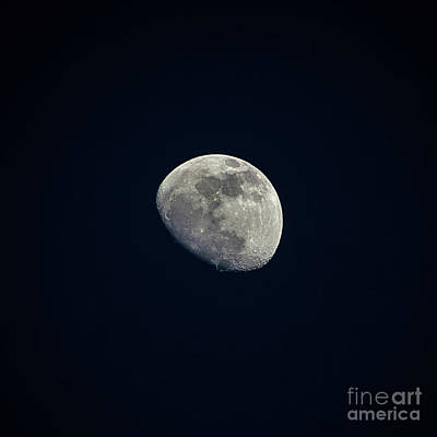 Photograph - Moon by Spencer Baugh