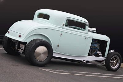 Photograph - Mooned Coupe by Bill Dutting