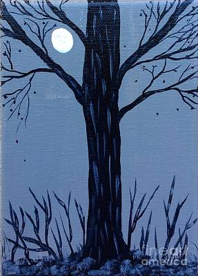 Painting - Moonlight by Nancy Pace