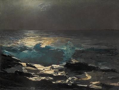 Digital Art - Moonlight by  Newwwman