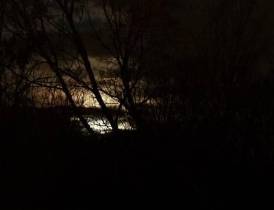 Moonlight Over Baldwin Ave Original