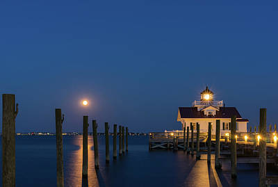 Photograph - Moonlit by Gregg Southard