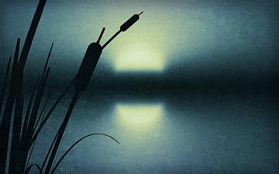 Photograph - Moonrise by Bob Orsillo