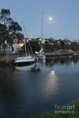 Photograph - Moonrise by Terri Waters