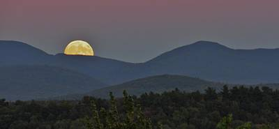 Photograph - Moonrise by Todd Rojecki