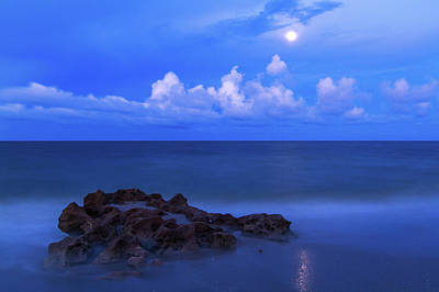 Photograph - Moonshine 2 by Stefan Mazzola