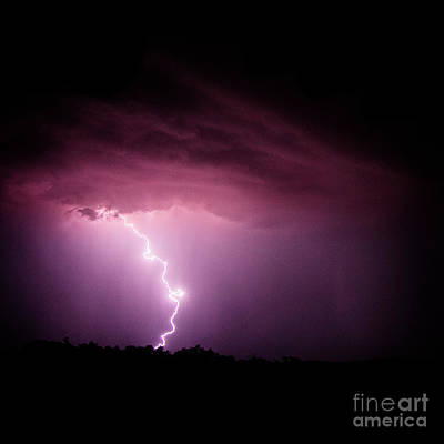 Photograph - Monsoon Lightning by Scott Kemper