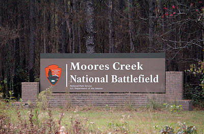 Photograph - Moores Creek National Battlefield by Cynthia Guinn