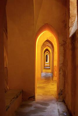 Photograph - Moorish Arches by David Chasey