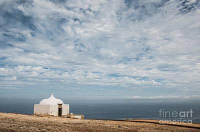 Little Chapel Photograph - Moorish Chapel by Carlos Caetano