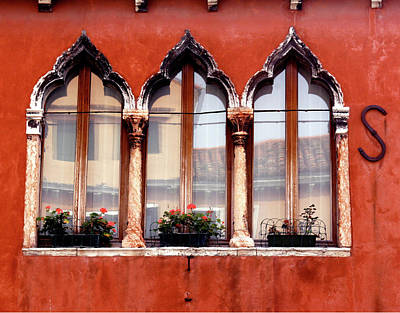 Photograph - Moorish Window by Vicki Hone Smith