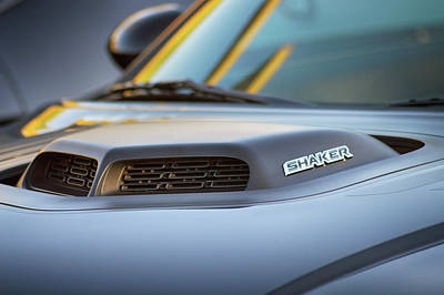Photograph - Mopar Muscle Icon by Bill Dutting