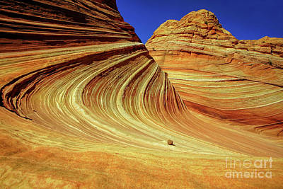 Photograph - Moqui And Wave by Roxie Crouch