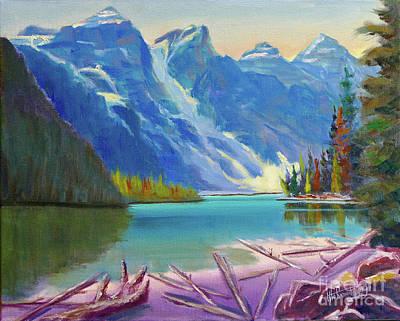 Moraine Lake Original