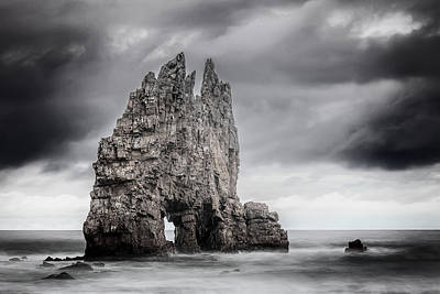 Rock Photograph - Mordor by Evgeni Dinev