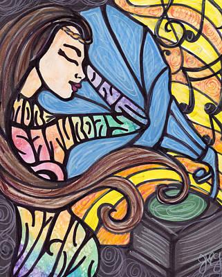 Painting - More Saturday Night by Jennifer  Love-Gironda