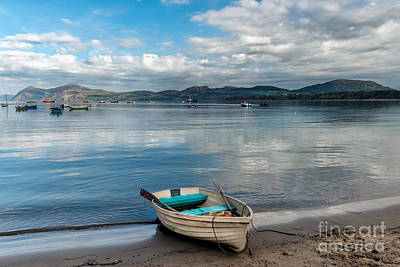 North Wales Digital Art - Morfa Nefyn Bay by Adrian Evans