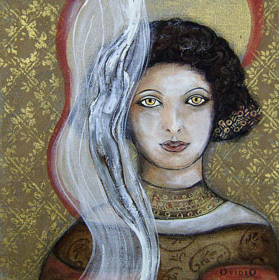 Morgan Le Fay's Enchantments Art Print by OvidiO Art